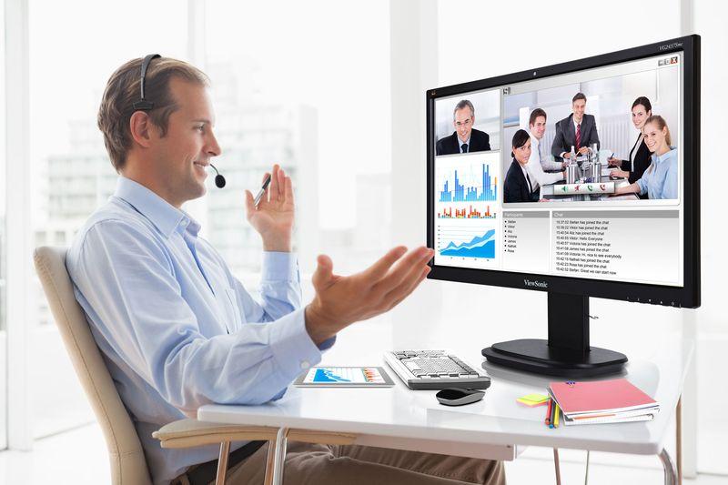 Tìm hiểu hội nghị trực tuyến bằng PC